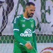 Alvo do Botafogo, Anselmo Ramon irrita torcida da Chapecoense em vitória pelo Catarinense: 'Se precisar, levo no aeroporto'