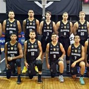 Basquete: Botafogo inicia playoffs do Brasileiro neste sábado contra o Maringá