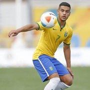 Chegou! Barreto já está no Rio para fazer exames e assinar contrato com o Botafogo