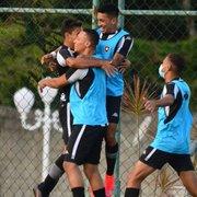 Base: Com time misto, Botafogo bate a Portuguesa e vence a primeira no Carioca Sub-20