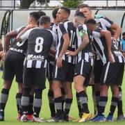 Base: Com time reserva, Botafogo é derrotado pelo Resende pelo Carioca Sub-20