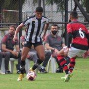 Base: Botafogo perde para o Flamengo na estreia no Carioca Sub-20
