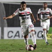 Sondado pelo Botafogo, Bruno Rodrigues não sairá do São Paulo este ano, garante Eduardo Uram