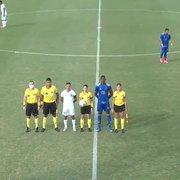 Base: Botafogo perde para o Cruzeiro e segue sem vencer no Campeonato Brasileiro Sub-17
