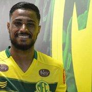 Mirassol adquire Diego Gonçalves e vai emprestá-lo ao Botafogo até junho de 2023