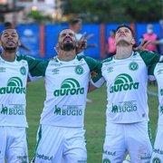 Principal alvo do Botafogo para o ataque, Anselmo Ramon faz belo gol em vitória da Chapecoense; veja