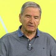 Voz do título do Botafogo da Copa Conmebol, Januário de Oliveira morre aos 81 anos