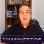 Comentarista vê Botafogo chegando pior do que Vasco e Cruzeiro à Série B: 'Sinais mais preocupantes'