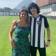 Balanço financeiro erra: Botafogo tem 60% dos direitos econômicos de Matheus Nascimento