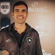 Basquete: Paulinho Boracini e Rafael, atletas do Botafogo, são premiados no Campeonato Brasileiro