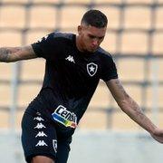 Botafogo: Rafael Navarro é oferecido ao Athletico-PR para assinar pré-contrato