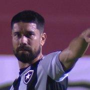 Um turno depois… Botafogo teve Douglas Borges, PV e Ricardinho na estreia contra o Vila Nova