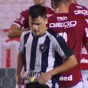 Pontos positivos e negativos da estreia do Botafogo na Série B do Brasileirão