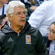 Ex-jogador do Botafogo e lenda do futebol mexicano, técnico Tuca Ferretti deixa o Tigres após 11 anos