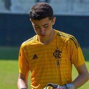 Goleiro do sub-17 do Botafogo que fez gol contra incrível veio do Flamengo e desabafa: 'Que Deus perdoe essas pessoas ruins'