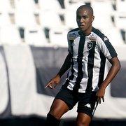 Sem Jonathan e com três laterais fora dos planos, Botafogo relaciona jovem do sub-20 contra o Vasco