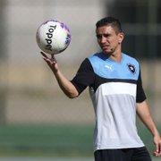 Rival: após 'passagem relâmpago' no Botafogo, Pimentinha retorna ao Nilton Santos