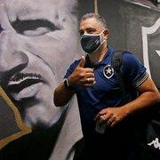 Do início promissor à demissão e alívio da torcida: a passagem de Marcelo Chamusca pelo Botafogo