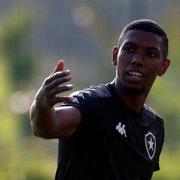 Escalação do Botafogo: Kanu volta ao time, e Oyama e Barreto disputam lugar contra o Vasco