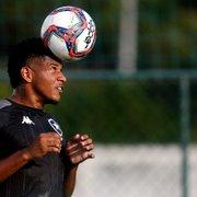 Rhuan, Diego Cavalieri e Kayque: treino do Botafogo no CT da Saferj tem novidades; veja fotos