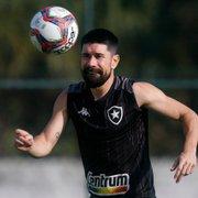 Ricardinho e Kayque são relacionados para Botafogo x Brasil-RS; Lucas Mezenga é desfalque