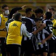 Pitacos: Chamusca, Ronald, Oyama, Chay, Navarro, Kanu, Ênio… Botafogo tem destaques no fim de semana