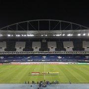 Copa América, por ora, traz críticas ao gramado do Nilton Santos e prejuízos técnicos ao Botafogo
