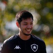 Botafogo terá voltas de Luís Oyama, Pedro Castro e Chay contra o CSA; Lucas Barros é relacionado