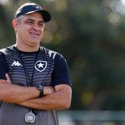 Joel Santana vê risco de demissão de Chamusca no Botafogo: 'Ou arruma o time ou não vai aguentar mais três rodadas'