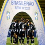 Mais próximo do Z4 que do G4 da Série B, Botafogo pode se recuperar contra Goiás
