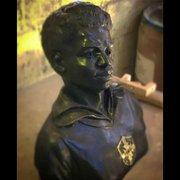 Aída dos Santos ganhará busto de bronze na sede do Botafogo; obra já está pronta