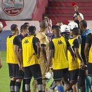Botafogo é operado pela arbitragem contra o Náutico e precisa se posicionar