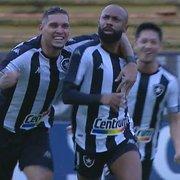 Botafogo domina seleção da galera da terceira rodada da Série B, com seis integrantes