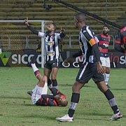 Botafogo: Chay leva terceiro cartão amarelo e não enfrenta o Avaí sábado