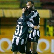 Botafogo achou a vitória. Tem muito a evoluir na Série B