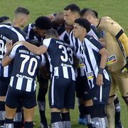Análise: boas atuações de PV, Chay e Oyama animam Botafogo ainda pobre coletivamente
