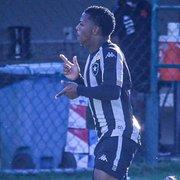 Com gol de Ênio, Botafogo empata com o Vasco pelo Carioca Sub-20
