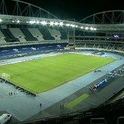 Conmebol projeta melhora do gramado do Estádio Nilton Santos para próximos jogos da Copa América