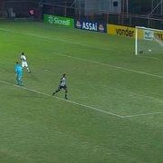 Botafogo faz golaço no fim e arranca empate com o Vasco pelo Brasileiro Sub-20
