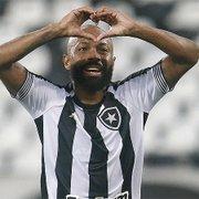 ATUAÇÕES FN: Chay é o melhor em vitória do Botafogo sobre Coritiba; Kanu e PV se destacam