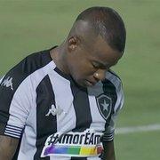 Guilherme Santos errou tudo o que tentou contra o Vitória. Problemão no Botafogo