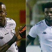 Com a saída de PV para o Internacional, quem deve ser o lateral-esquerdo titular do Botafogo? VOTE!