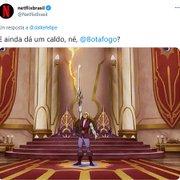 Netflix divulga trailer de série sobre He-Man, interage com Botafogo e entra na torcida por Rafael Moura: 'Ainda dá um caldo'