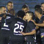 ATUAÇÕES FN: Chay, Oyama e Navarro vão bem em Londrina 2 x 2 Botafogo; Douglas, PV e Rafael Moura vacilam