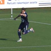 Ex-Botafogo, Luís Henrique faz gol relâmpago e garante vitória do Helsinki no Campeonato Finlandês