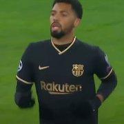 Ex-Botafogo e Palmeiras, Matheus Fernandes é avaliado pelo Flamengo, após rescisão do Barcelona