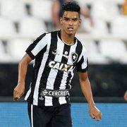 Lembra dele? Promessa no Botafogo, Pachu vai jogar na Segunda Divisão de Portugal
