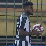 Rafael Carioca coloca lateral do Botafogo na berlinda contra o CRB