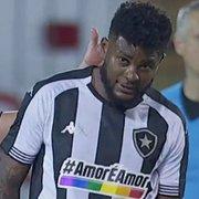 Após negociar Marcinho, Botafogo busca destinos para Rafael Carioca e Barrandeguy