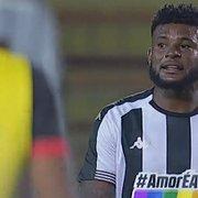 Chamusca tece elogios a Rafael Carioca e pode mudar laterais no Botafogo